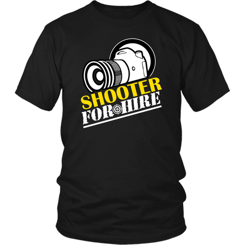 Image of Shooter For Hire
