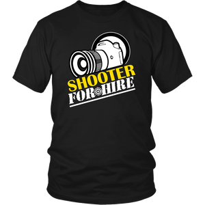 Shooter For Hire