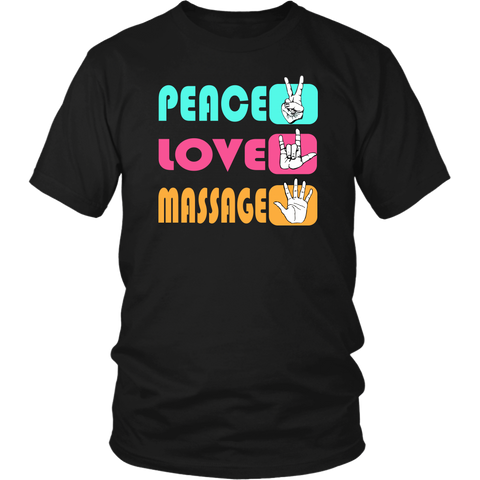 Image of Peace Love Massage