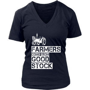 Farmers Come From Good Stock