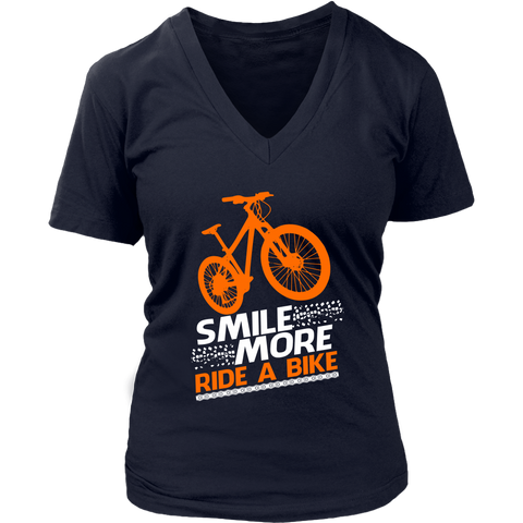 Image of Smile More Ride A Bike