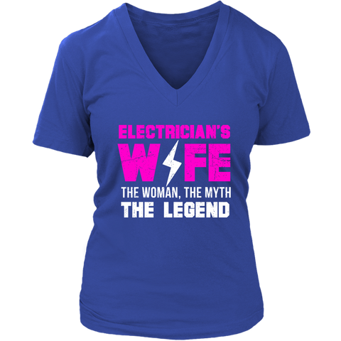 Electrician's Wife The Woman The Myth The Legend