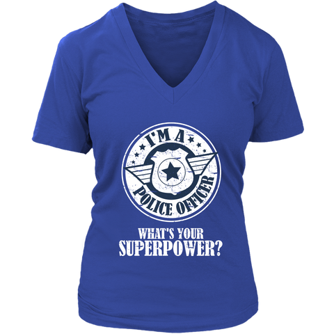 Image of I'm A Police Offices What's Your Superpower?