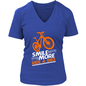 Smile More Ride A Bike