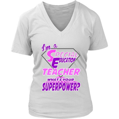 I Am A Special Education Teacher What's Your Superpower?