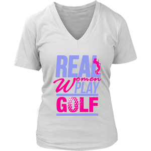 Real Women Play Golf