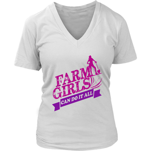 Farm Girls Can Do It All