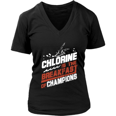 Image of Chlorine Is The Breakfast Of Champions