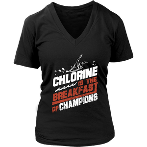 Chlorine Is The Breakfast Of Champions