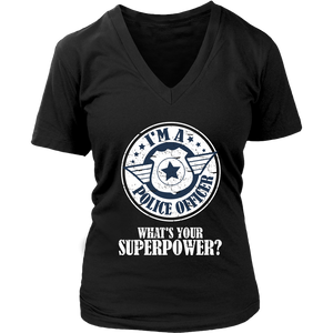 I'm A Police Offices What's Your Superpower?