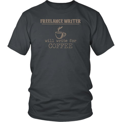 Image of Freelance Writer Will Write For Coffee