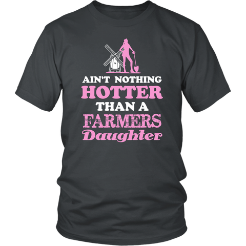 Ain't Nothing Hotter Than A Farmer's Daughter