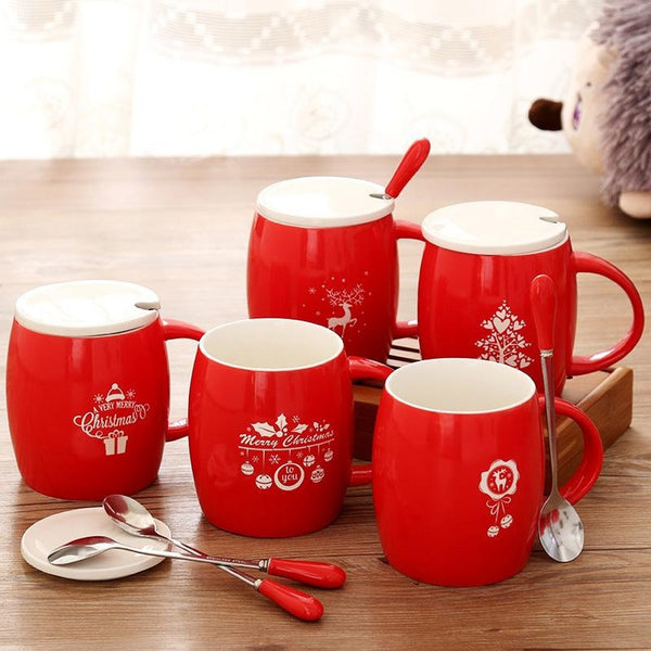 Christmas design Mugs-Prestigehomecollections