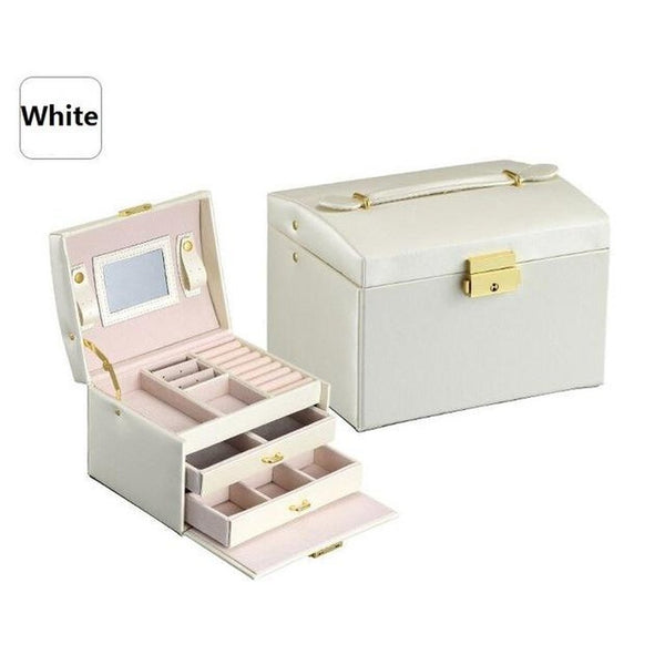 Jewelry Packaging Box For Makeup-Prestigehomecollections