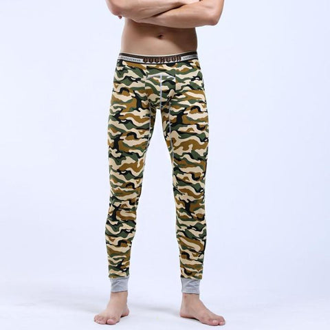 Thermal Camouflage Underwear