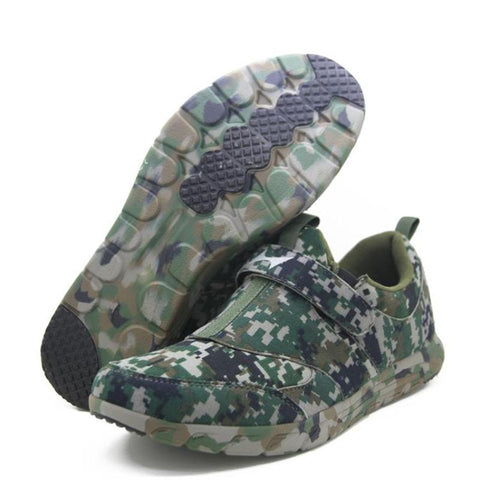 Camouflage Walking Shoes