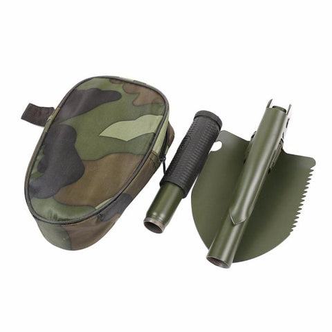 Multi-Functional Folding Shovel