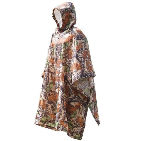 Multifunctional Raincoat