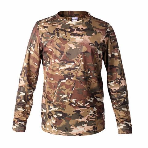 Desert Military Sweatshirt