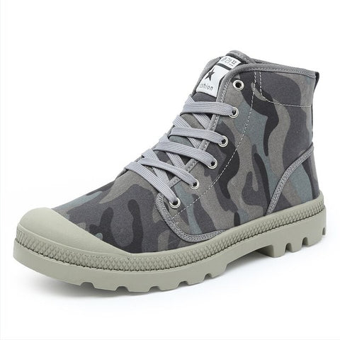 Casual Camouflage Shoes