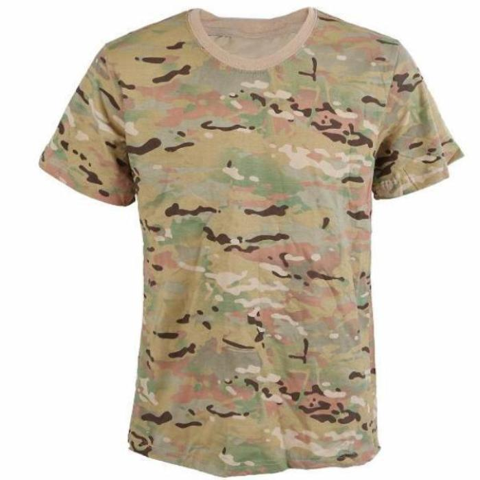 Light Camo T-Shirt