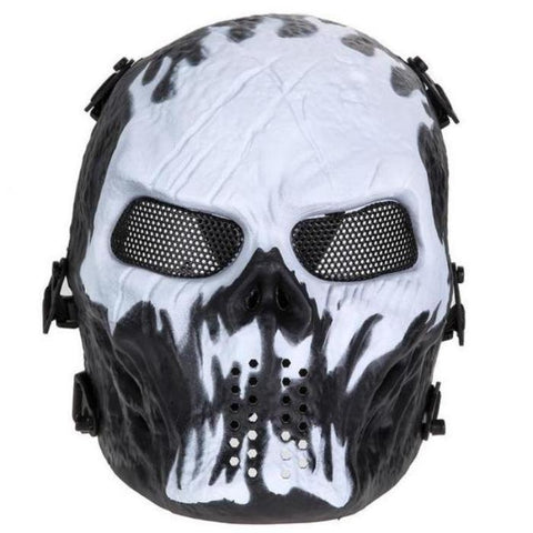 Ghost Full Face Mask