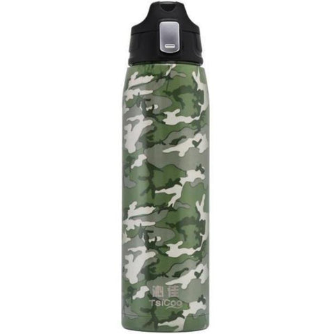 Camouflage Water Thermos