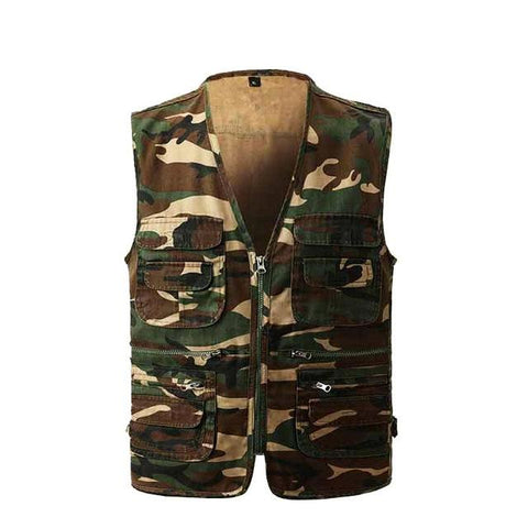 Military Hunting Vest