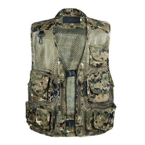 Classic Multi Pocket Vest