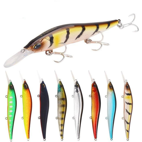 Professional Casting Lures