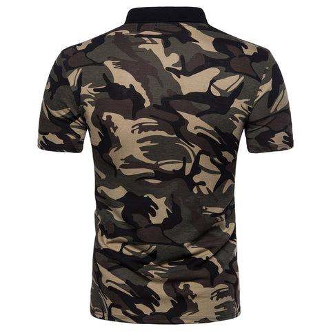 Casual Camo T-Shirt