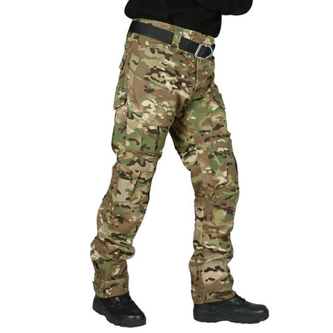 Military Pants With Pockets