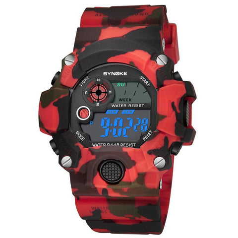 Multicolor Sport Watches