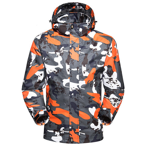 Camouflage Hunting Coat