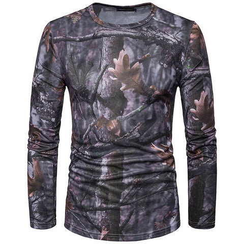 Forest Pattern Sweatshirt