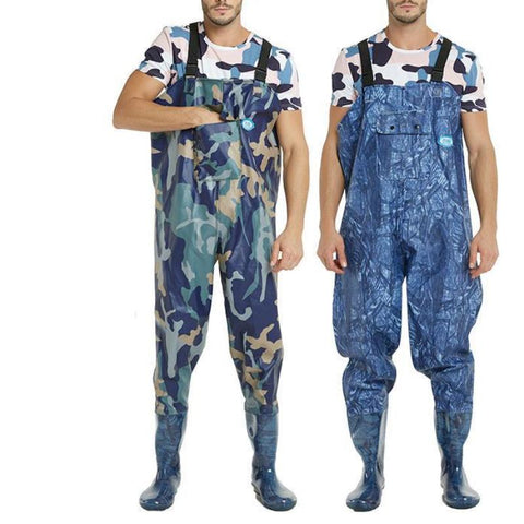 Rubber Fishing Wader