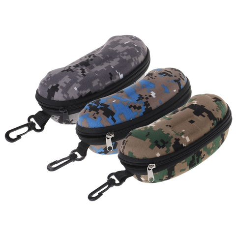 Camouflage Glasses Case