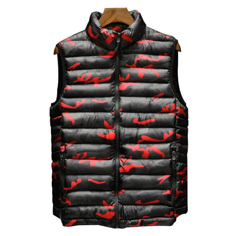 Simple Padded Vest