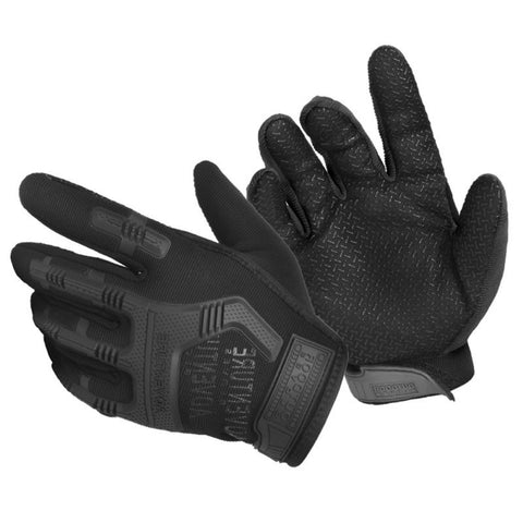 Plain Impact Protection Gloves