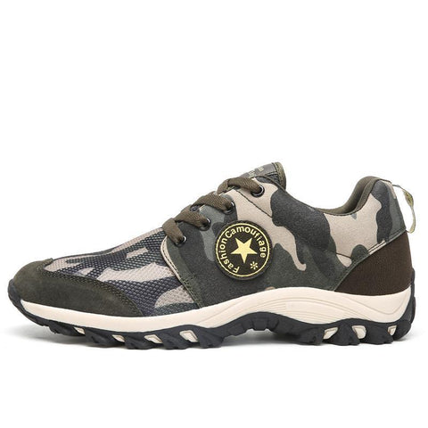 Military Walking Shoes