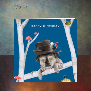 Birthday Birch Birthday Card