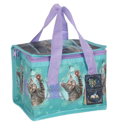 Lisa Parker Hubble Bubble Cat Insulated Lunch Bag