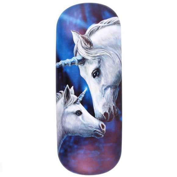 Lisa Parker Sacred Love Unicorn Glasses Case