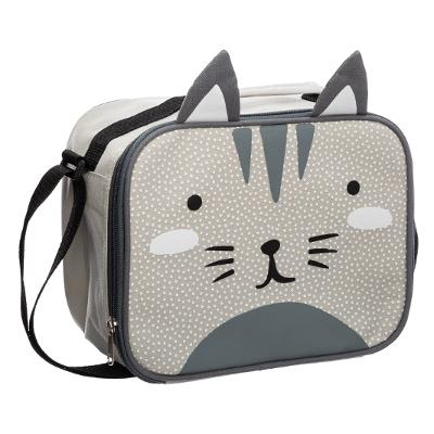 Atmosphere Cat Insulated Lunch Picnic Cooler Bag