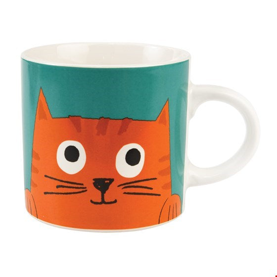 Chester the Cat Cute Ceramic Mug