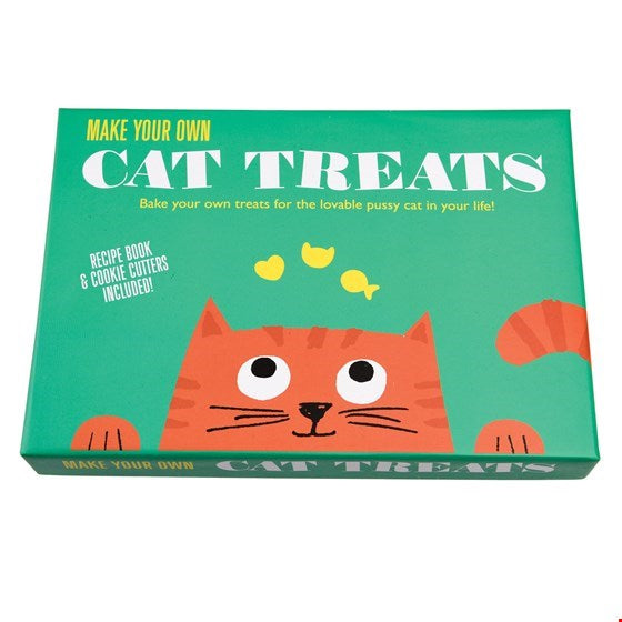 Chester the Cat Make Your Own Cat Treats