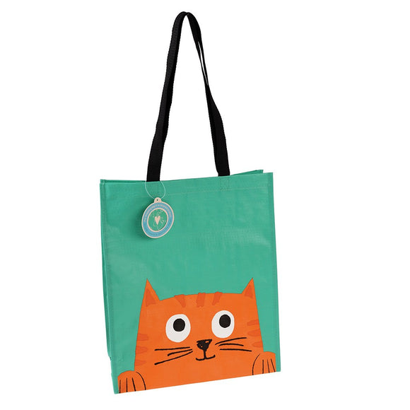 Chester the Cat Reusable Shopping Bag
