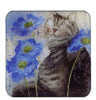 Alex Clark Fridge Magnet - Cornflowers
