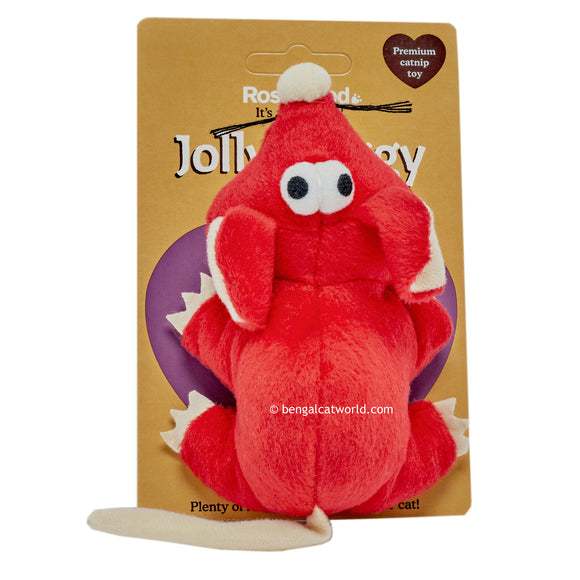 Jolly Moggy Cheeky 5 Inch Mouse