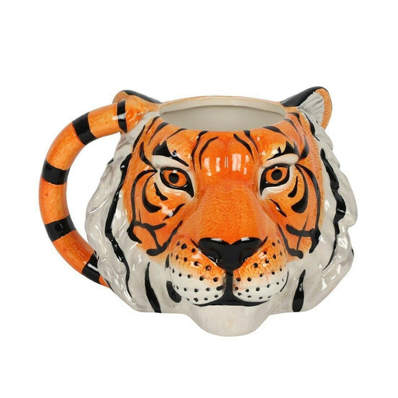 Temerity Jones London - Large Novelty Tiger Mug
